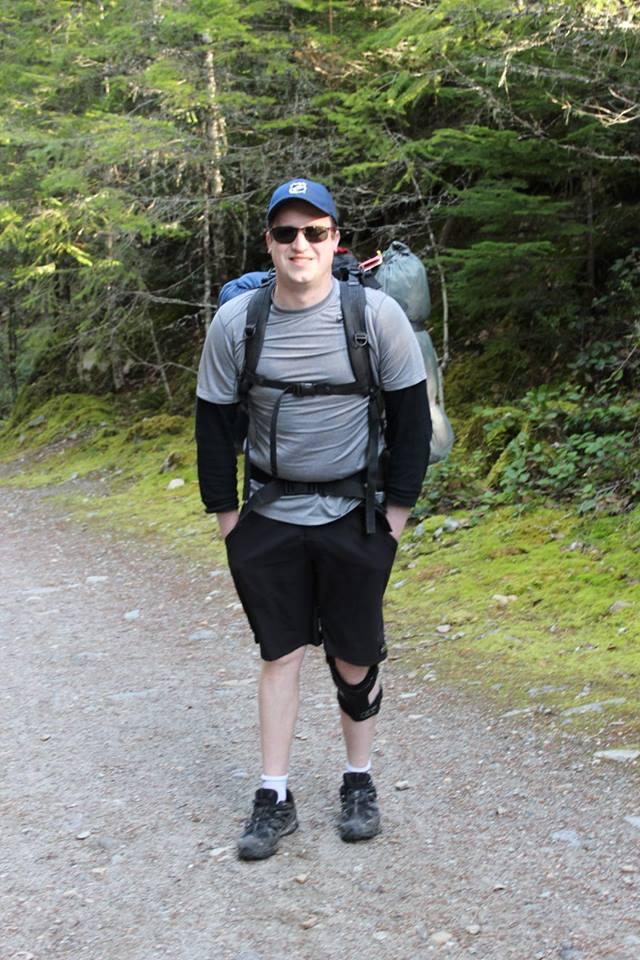 Knee Brace Peter