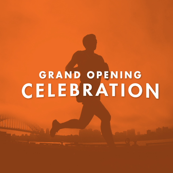 The Run Centre Grand Opening