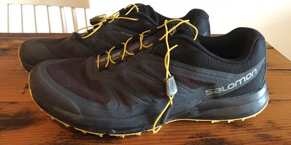 Shoe Review: Salomon Sense Pro 2   Kintec: Footwear + Orthotics