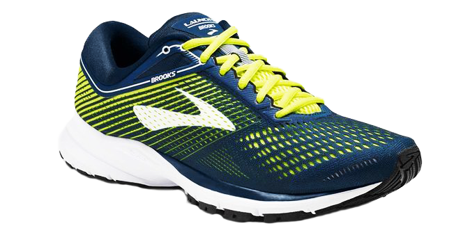 Read our Brooks Launch 5 review to learn why this shoe is a 'lightweight performance shoe at an affordable price point.'