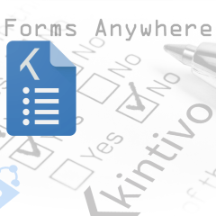 Kintivo Forms Anywhere - Forms Virtually Anywhere