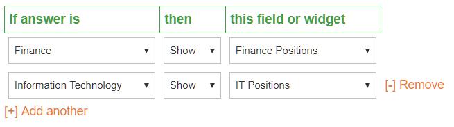 Kintivo Forms Anywhere for SharePoint Online - Enhanced Form Logic Display Logic