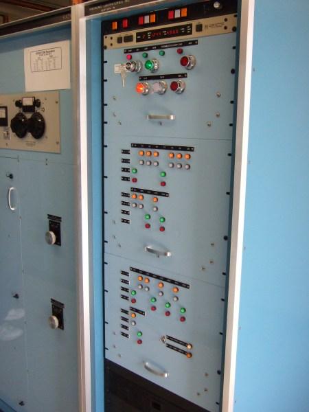 """Standard Painted Indoor 19"""" Equipment Rack-PLC Controller-Relay Controller"""