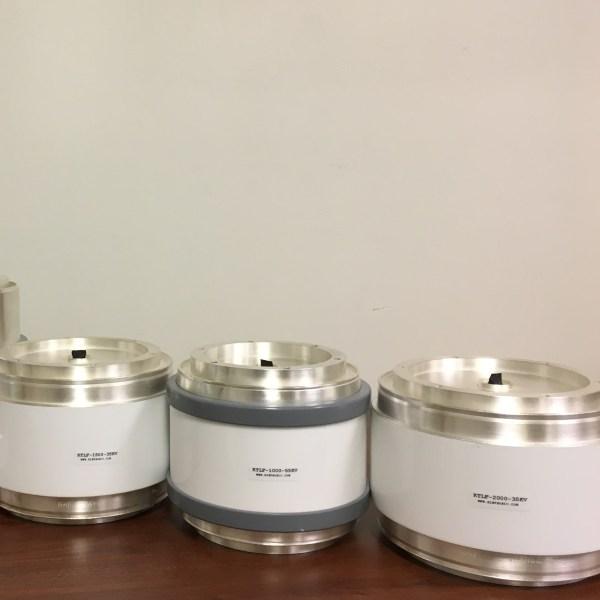 Fixed RF Vacuum Caps