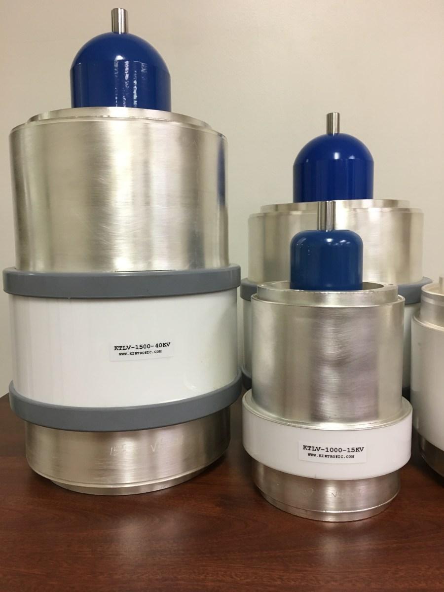 Variable Vacuum Capacitors