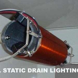 Static Drain Choke (LC-2-8-SD)