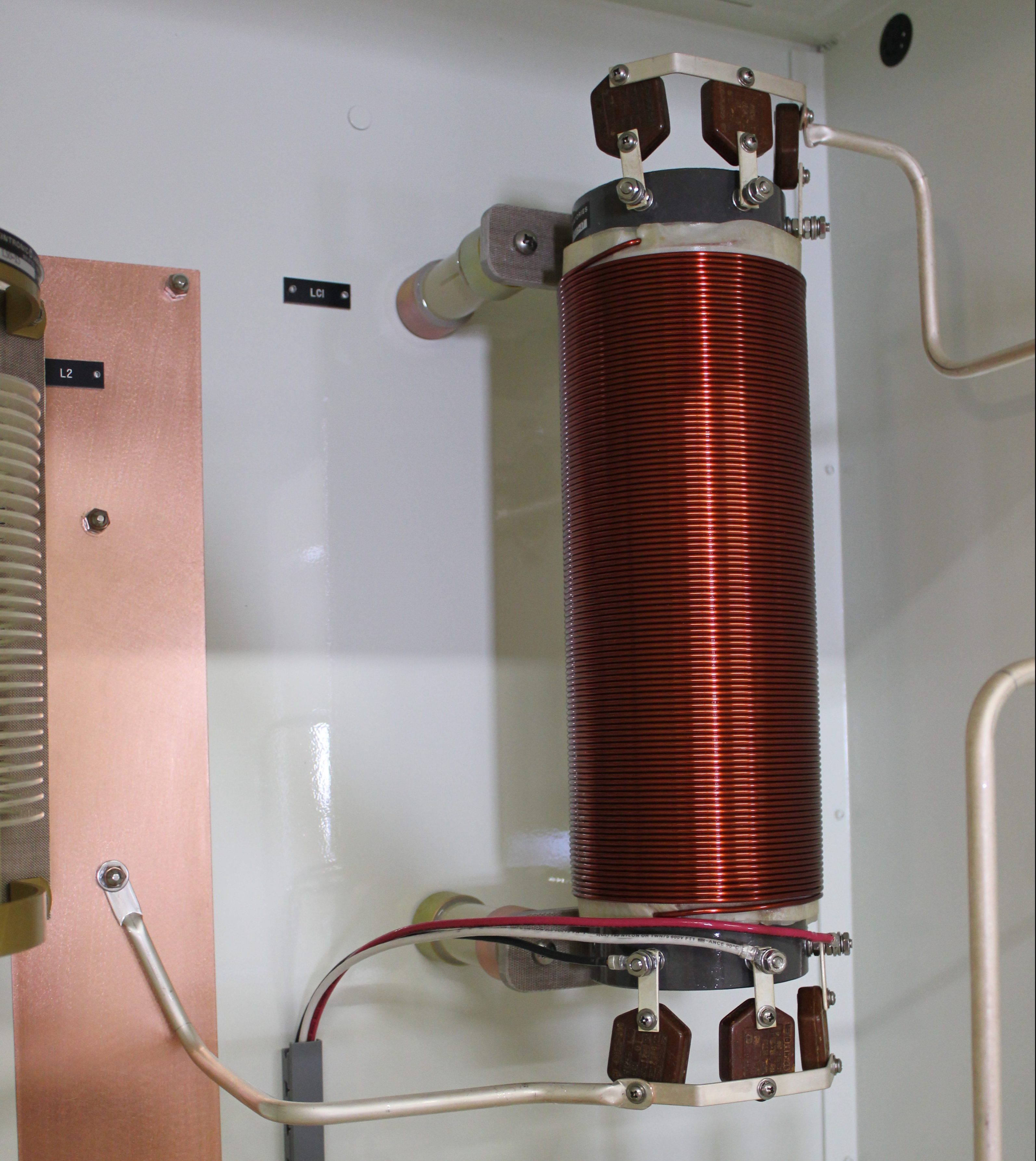 Lighting Choke Kintronic Laboratories Inc Coils Of Copper Wire Are Commonly Used In Electrical Inductors