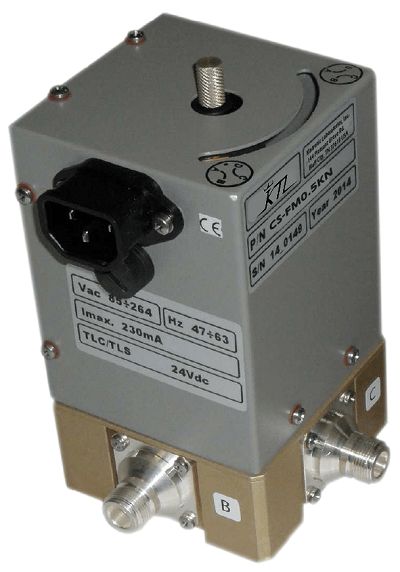 FM Motorized Coaxial Switches for DC-862MHz