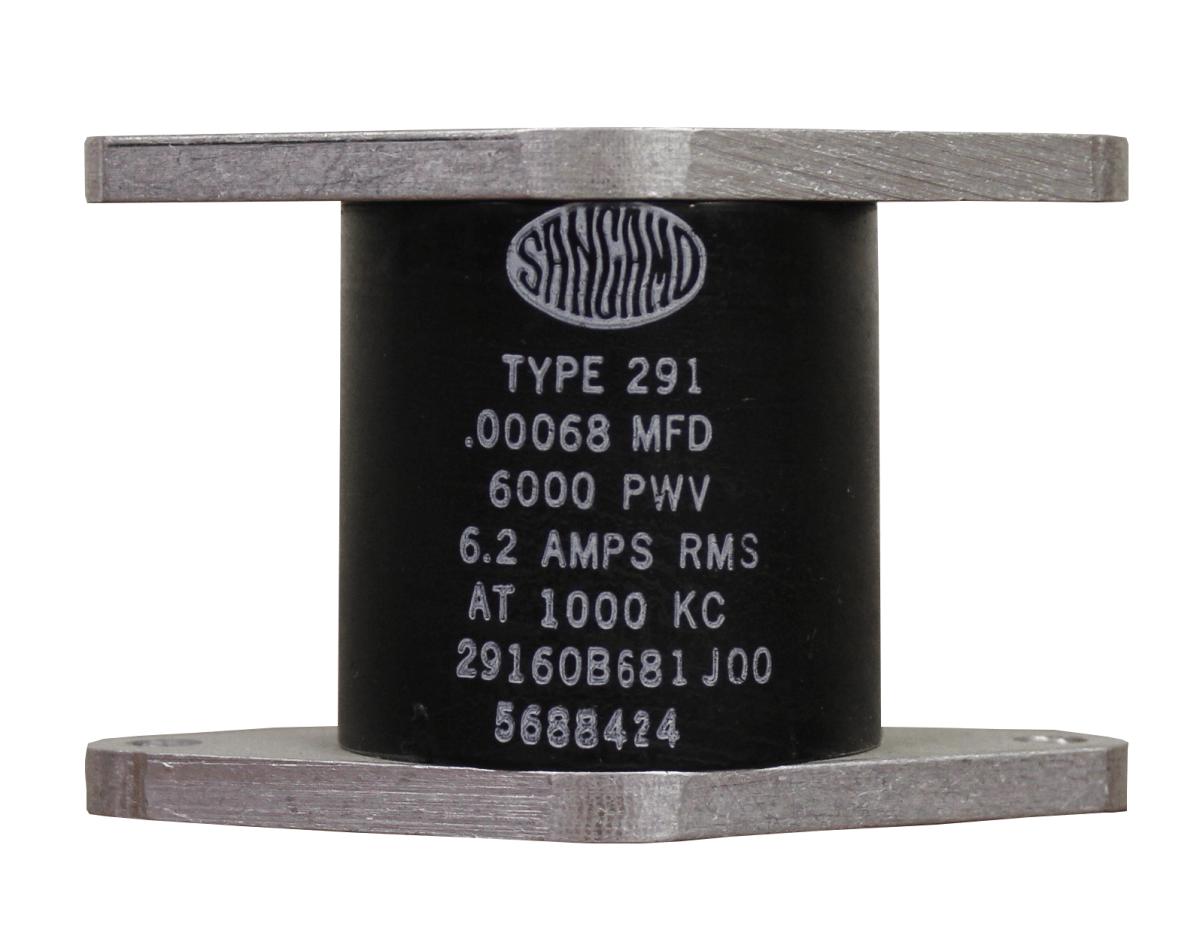 Type 291 MICA CAP