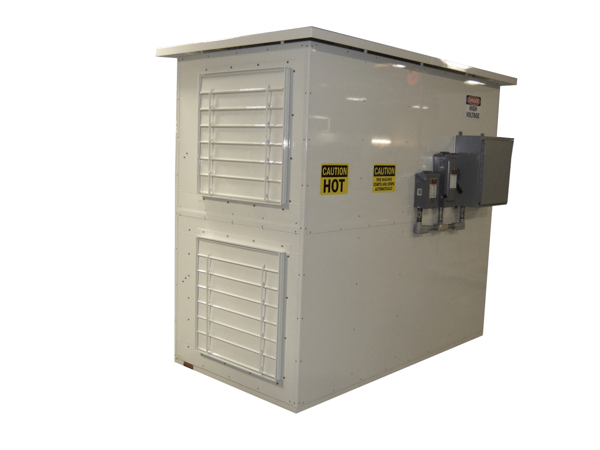 DL-100-2X 100kW AM Dummy Load