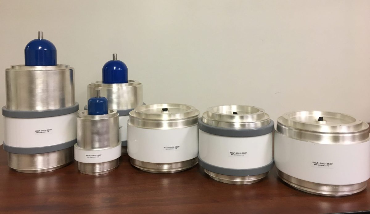 Fixed and Variable Vacuum Capacitors