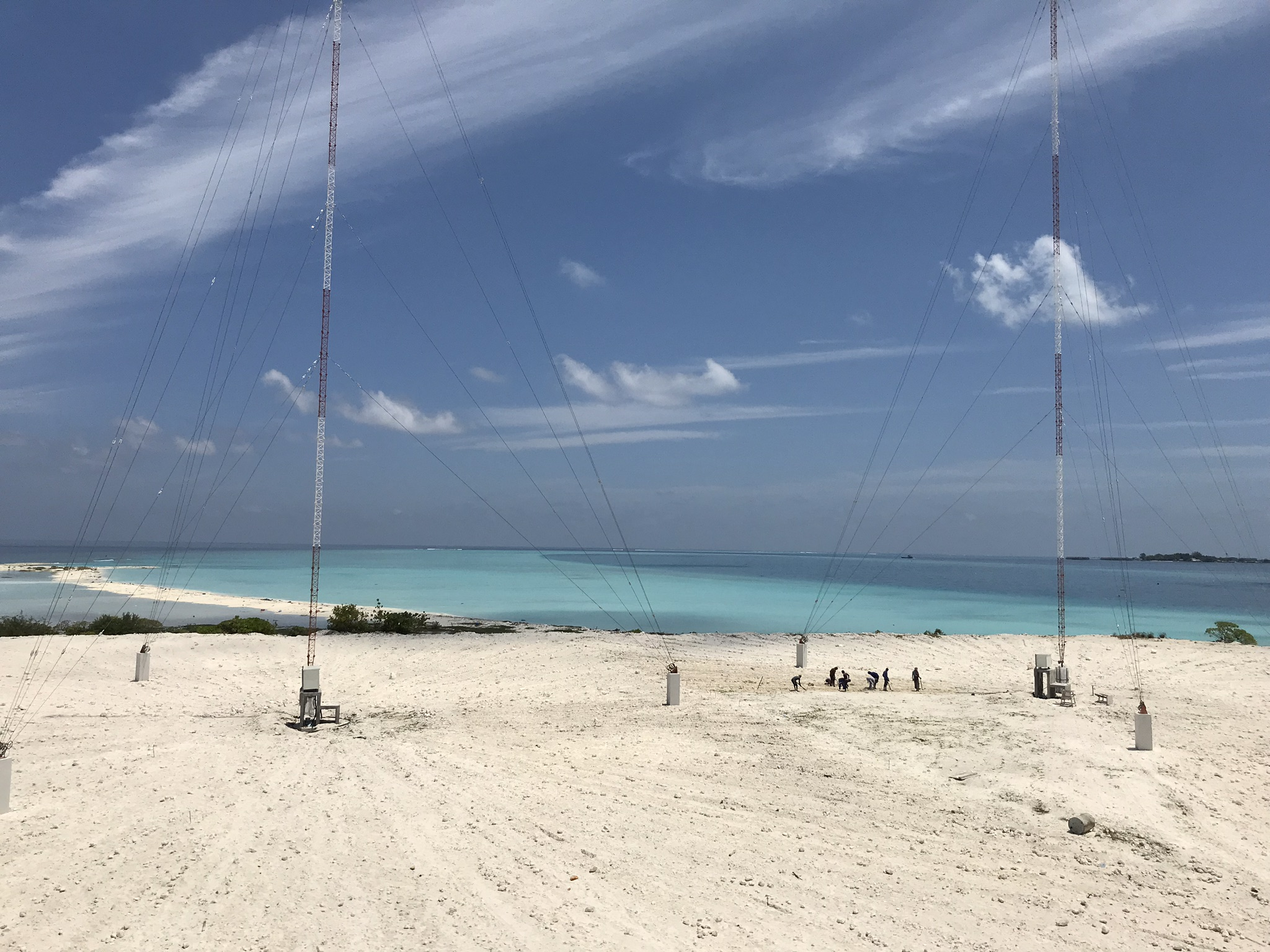 AM Transmission Site in Paradise