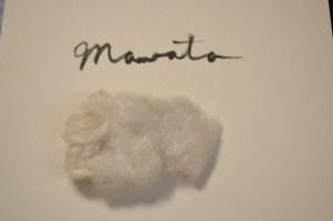 Kintsugi materials, Mawata