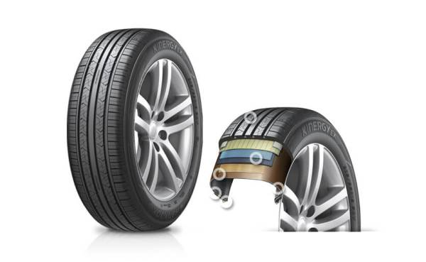 Hankook Kinergy H308