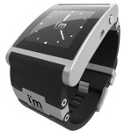 SMARTWATCH I'M WATCH BLACK IMWALB02C02 X SMARTPHONE/TABLET ANDROID-BLACKBERRY-IOS