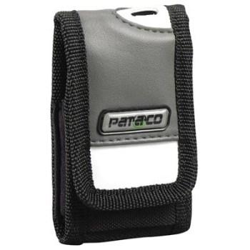 CUSTODIA PER LETTORE MP3 MINI IPOD PATACO NERO/BIANCA TMPC-1W MOD. DA CINTURA