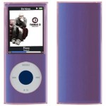 CUSTODIA SILICONE PER MP3 IPOD NANO A/MPC-N4SP QUARTA GENERAZIONE ROSA