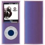 CUSTODIA SILICONE PER MP3 IPOD NANO A/MPC-N4SP QUARTA GENERAZIONE ROSA