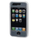 CUSTODIA X APPLE IPHONE3G - BIANCA A/IPHSC-2W IN SILICONE