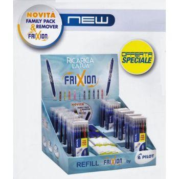 ESP.216 REFILL FRIXION FAMILY & REMOVER  17X39X11CM-36 SET 6 REFILL 0.7
