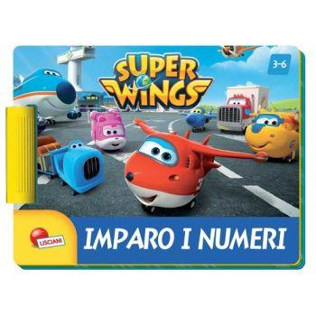 SUPER WINGS LIBROGIOCO PLUS IMPARO NUMER N.I. IVA ART.74/C