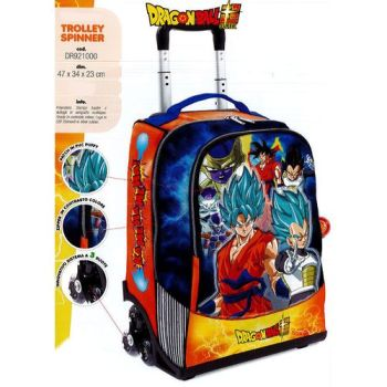 DRAGON BALL 18 TROLLEY SPINNER 47X34X23