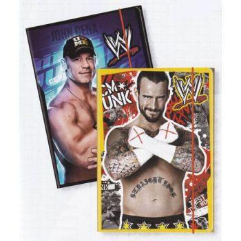CARTELLA 3 LEMBI WWE 2014