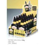 PATTEX 100% COLLA 100g.     12