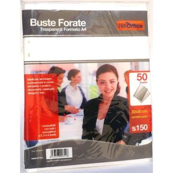 BUSTA FOR. 15 22X30 ANTIRIFLESSO 50PZ