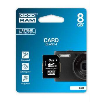 CARD SDHC 8GB CLASSE 4 GOODRAM