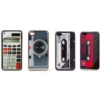 COVER COMPATIBILE IPHONE 5 RETRO
