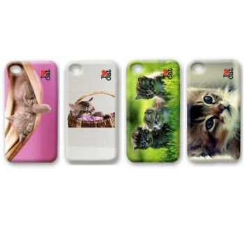 COVER COMPATIBILE IPHONE 5 CAT