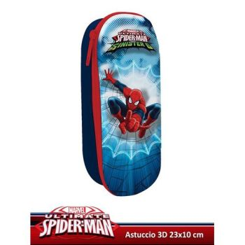 ASTUCCIO 3D 23X10CM SPIDERMAN