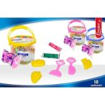 PASTA MODELLABILE CON ACCESSORI