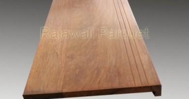 papan tangga kayu