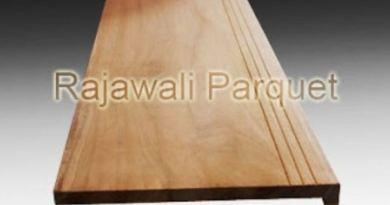 trap tangga kayu jati