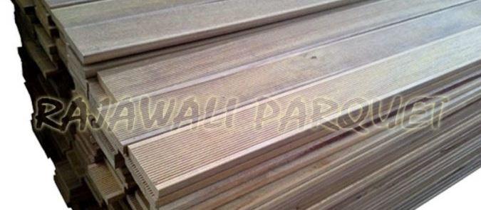 lantai kayu decking outdoor 4 ulin