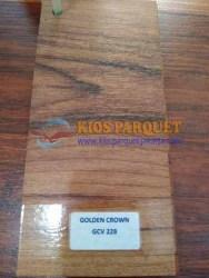 harga lantai kayu vinyl merk golden crown