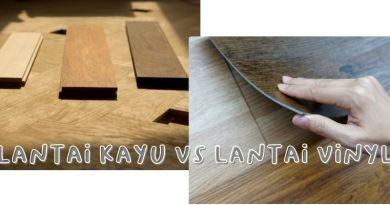 lantai kayu vs lantai vinyl