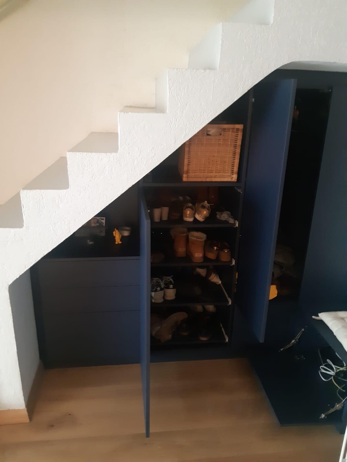 amenagement sous escalier a lille