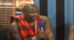 The Maasai of this generation and why I refuse to praise him