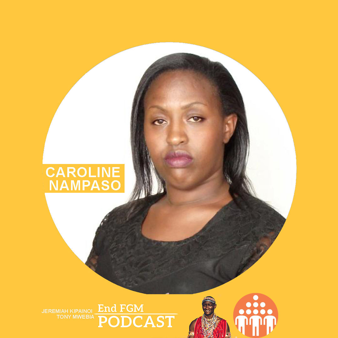 E17 I took myself to be cut but my experiences are helping girls avoid FGM, with Caroline Lanoi Nampaso