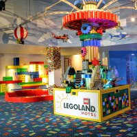A pre opening walk around LEGOLAND Windsor Resort's New Hotel!