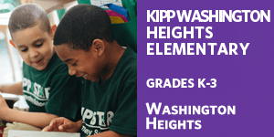 KIPP Washington Heights Elementary