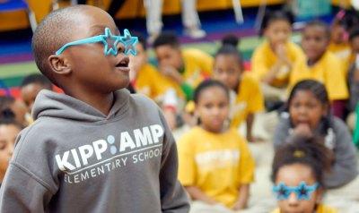 Community and Celebration at KIPP AMP STRIVE Circle