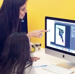 Character by (Graphic) Design – Digital Media at KIPP NYC College Prep