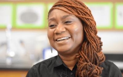 Room to Grow – Interview with KIPP AMP Principal Latasha Williams