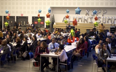 KIPP Alumni Summit -Supporting KIPPsters To and Through College