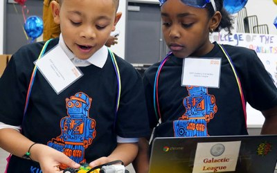 STEM Spotlight: KIPP NYC Leads the Way with FIRST!