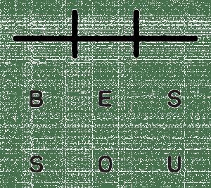 Bessou_Raffle Logo